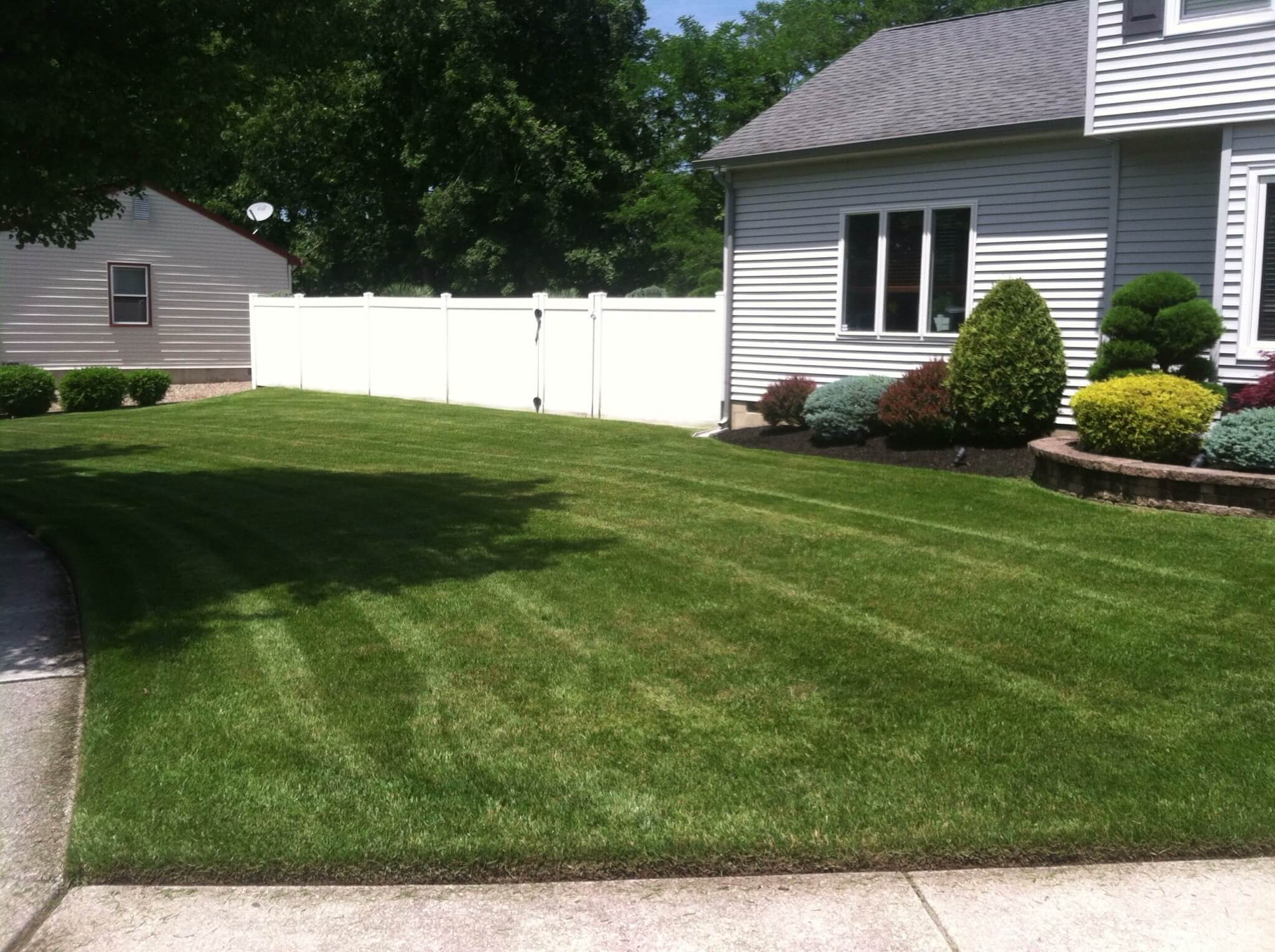 Photo Gallery - Sunshine Lawn Care LLC